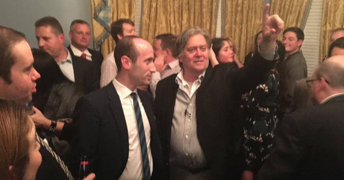Inside The Breitbart Embassy Where Bannon Parties And Plots