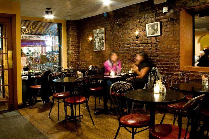 Cafe Orlin  St Marks Place