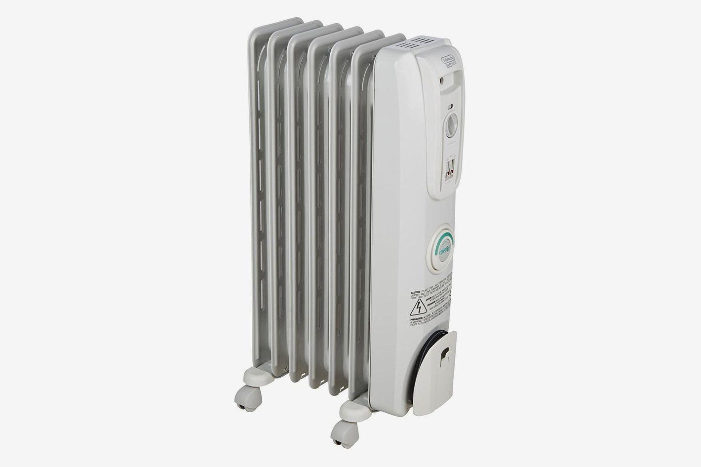 DeLonghi Safe Heat ComforTemp Portable Oil-Filled Radiator