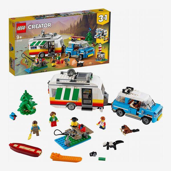 LEGO Creator 3-in-1 Caravan Family Holiday