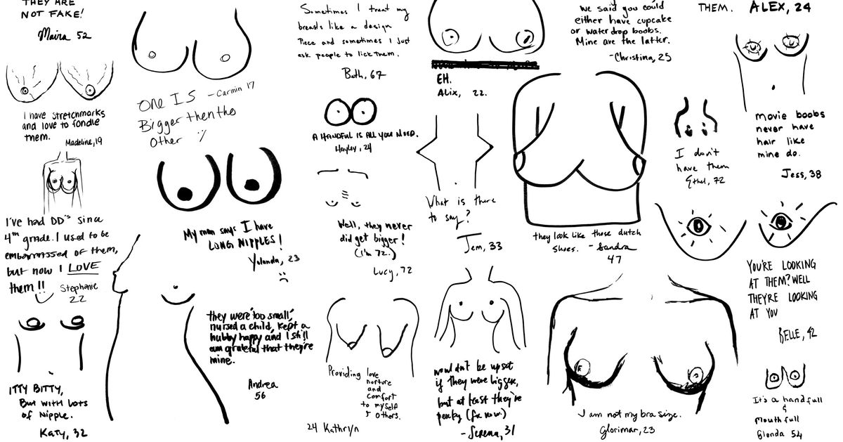 How to play with breasts