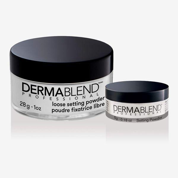 Dermablend Loose Setting Powder Original translucent gift set