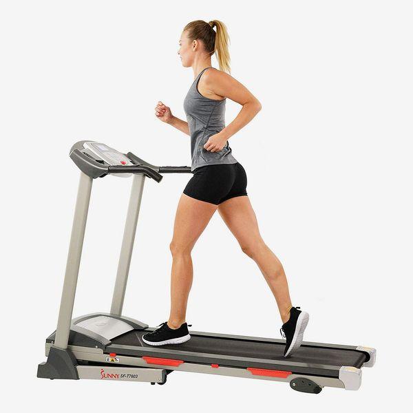 Sunny Health and Fitness SF-T7603 Folding Treadmill