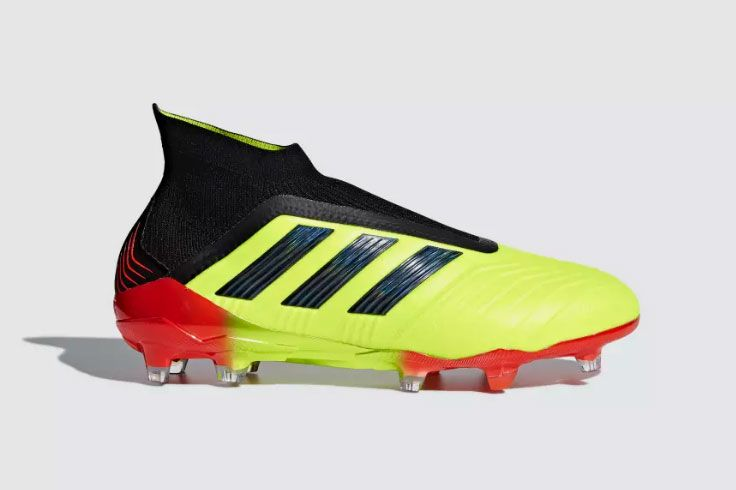 8aef40786 Adidas Predator 18+ Firm Ground