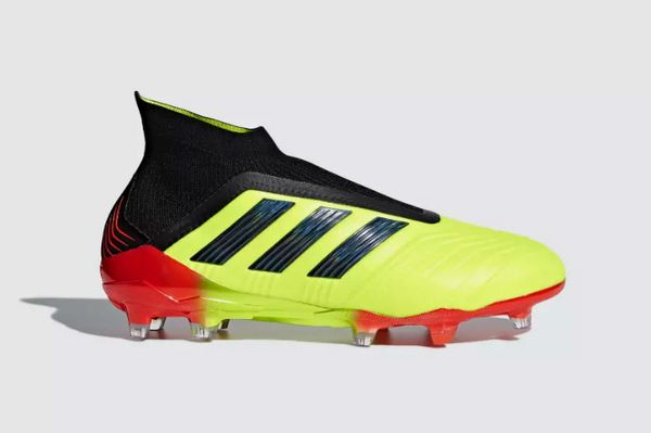 Adidas Predator 18+ Firm Ground