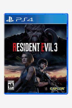 'Resident Evil 3' Remake — PlayStation 4