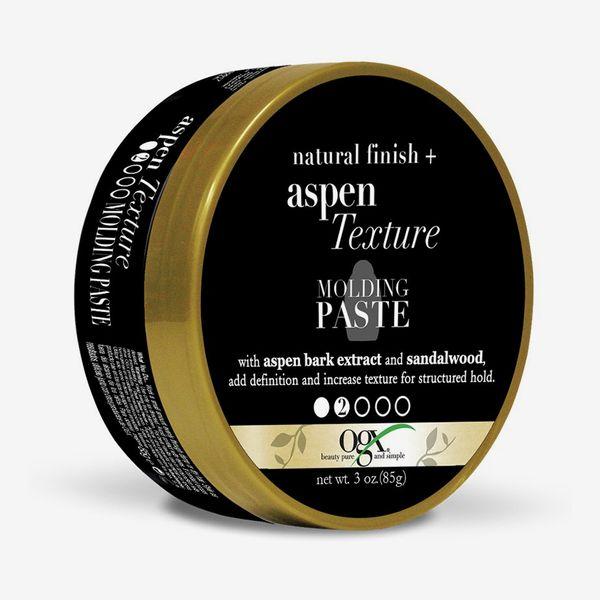 OGX Natural Finish + Aspen Texture Molding Paste