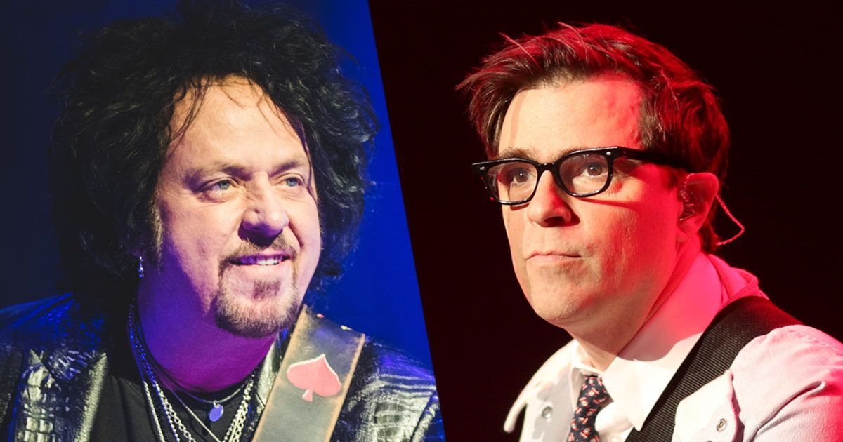 Toto Covered Weezer\'s \'Hash Pipe,\' Thank the Rock Gods