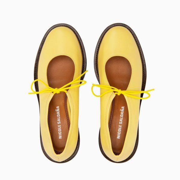 Nicole Saldana Fabiana Shoes