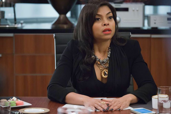 EMPIRE: Taraji P. Henson in the