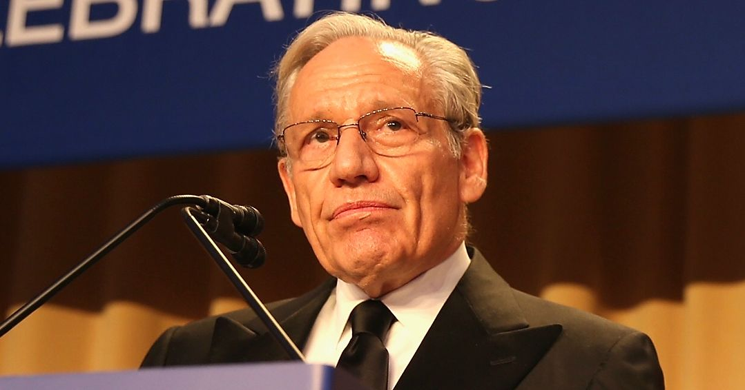Bob Woodward to Publish Inside Account of Trump Administration Fear: Trump in the White House