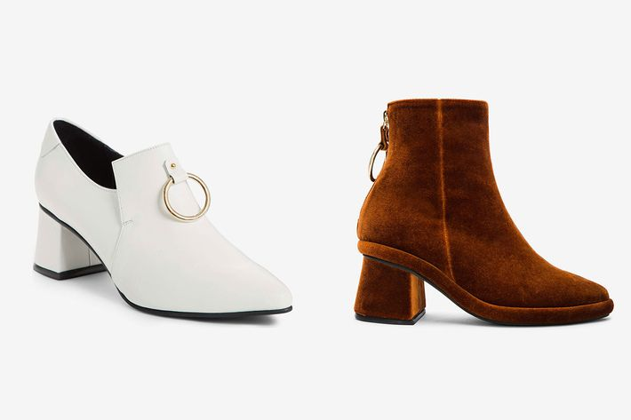 7445bb88 Who they are: One of the most popular independent shoe labels in Seoul,  Reike Nen makes loafers and leather and suede booties that have started to  gain a ...