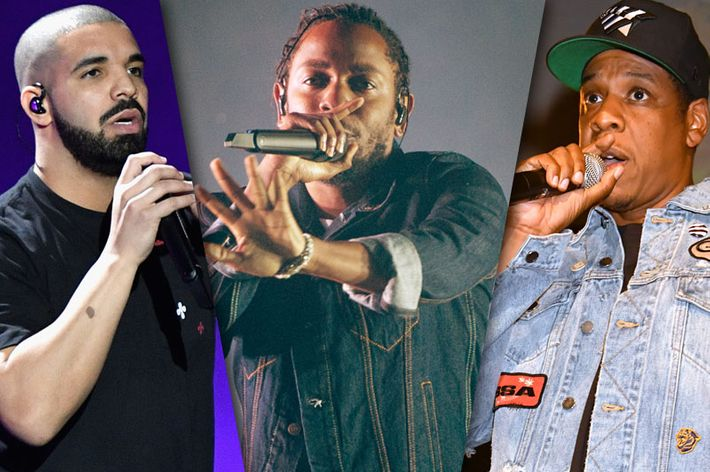 how jay z helped kendrick lamar get the best of drake