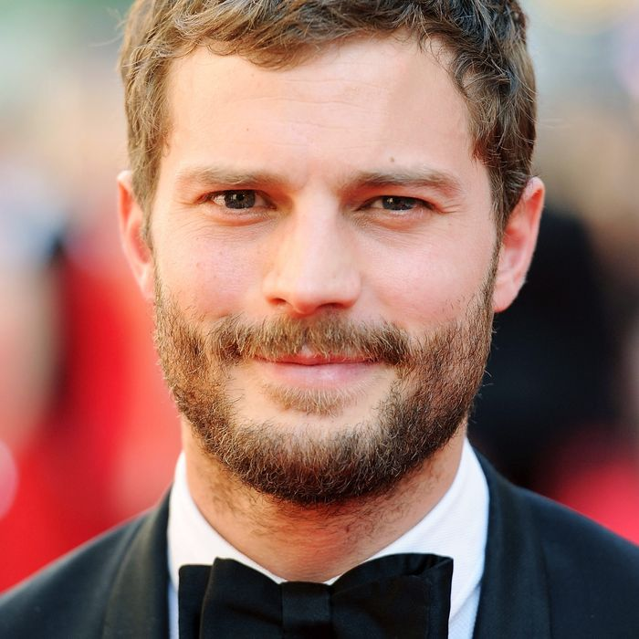 Jamie Dornan Took a Good, Long Shower After Visiting a Sex ...