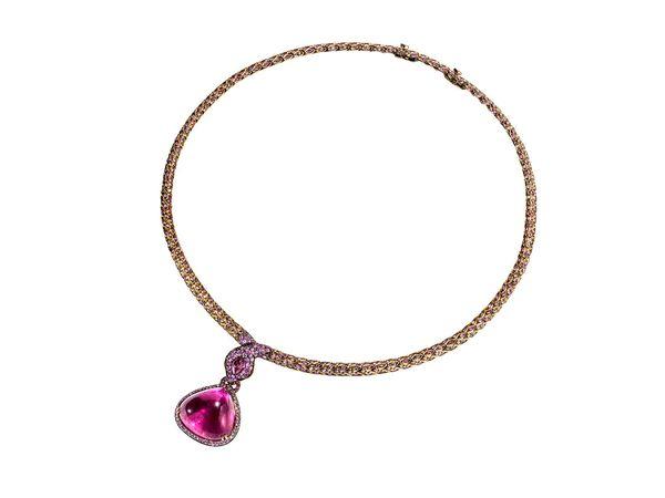 John Hardy Ular Passion Necklace