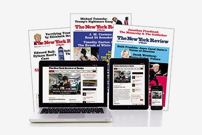 New York Review of Books Subscription
