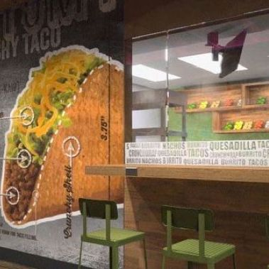 Taco Bell's Hip and Boozy Chicago Store Will Have a Bouncer