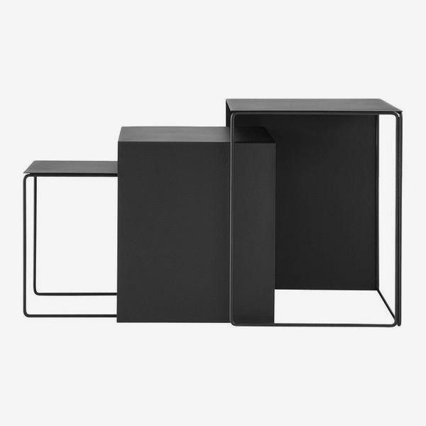 Ferm Living Cluster Tables - Set of 3
