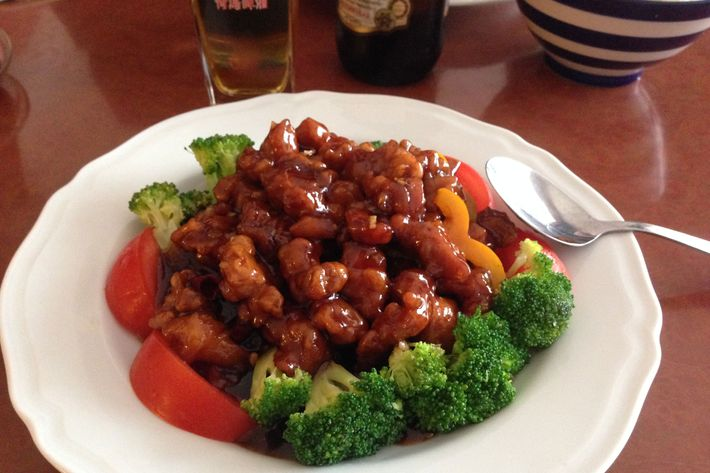 Just how authentic is General Tso's, anyway?
