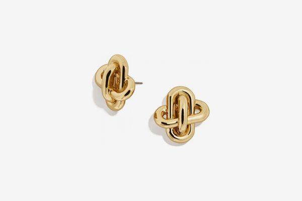 Baublebar Button Stud Earrings