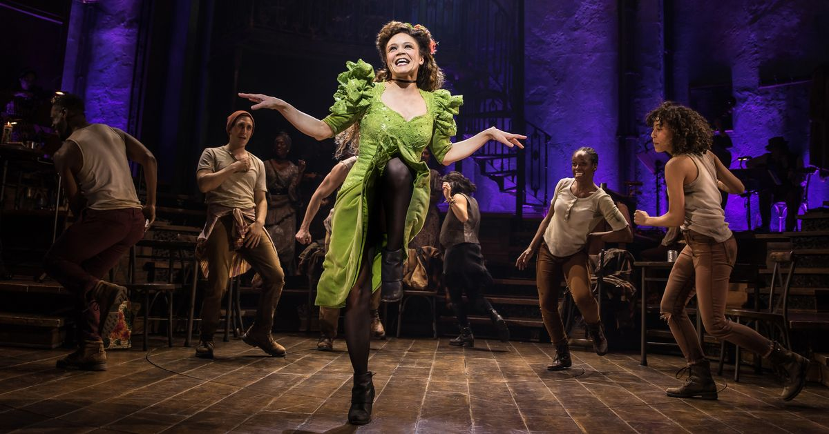 Theater Review: The Songwriting and Storytelling Tours-de-Force of Hadestown