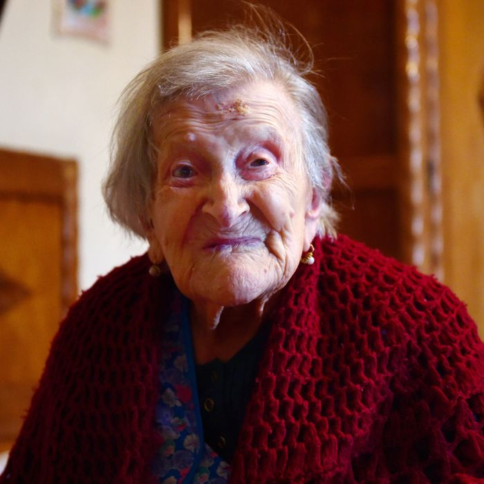 Emma Morano, 116, single and loving it.