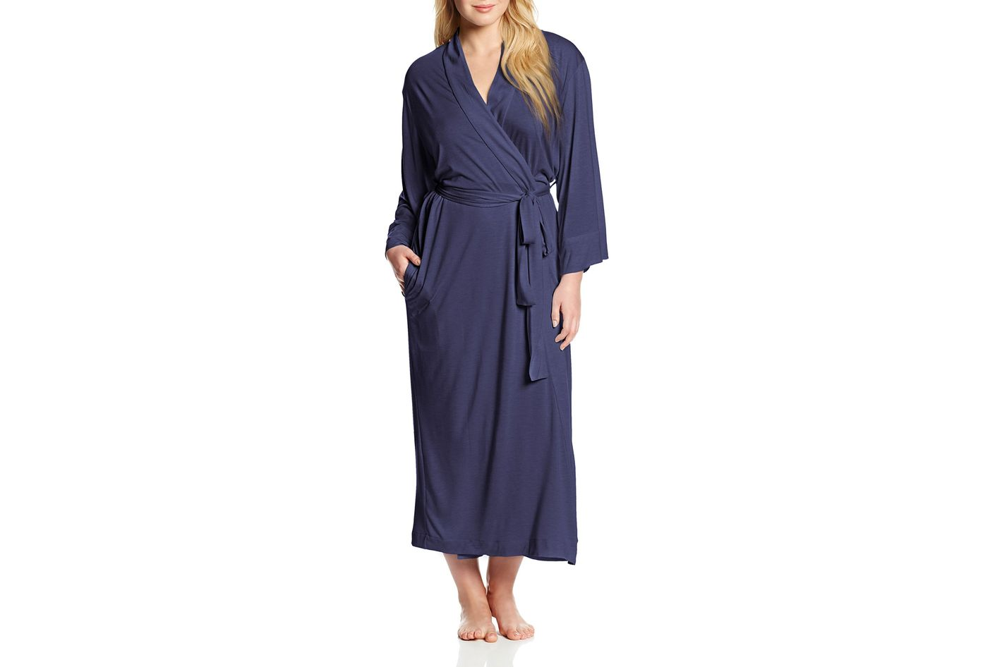 Natori Women's Plus-Size Shangri-La Bathrobe