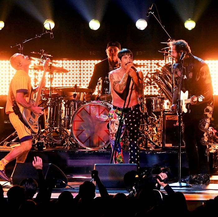 Every Grammys Rap-Rock Performance, Ranked