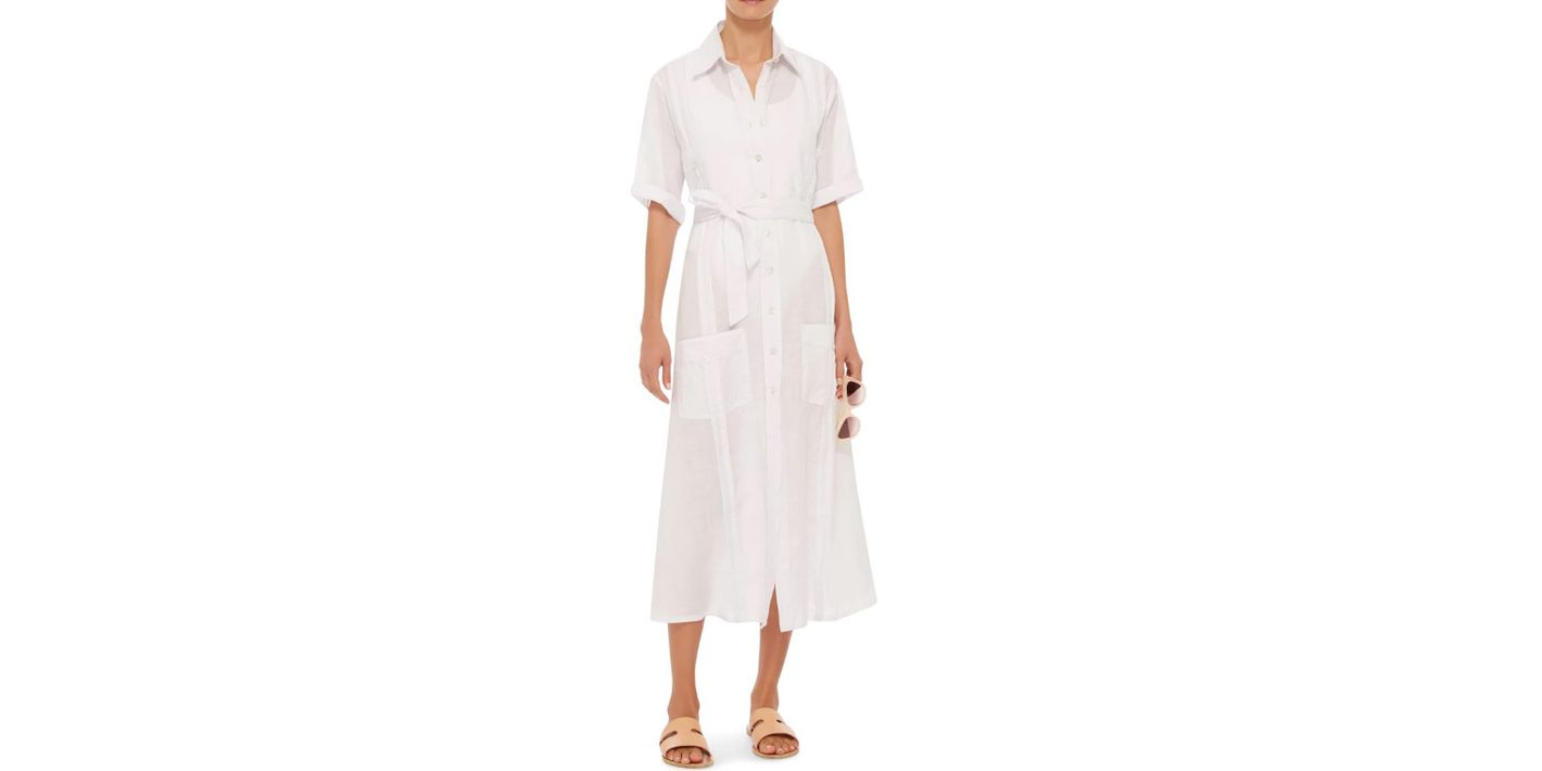 Miguelina Shirt Dress