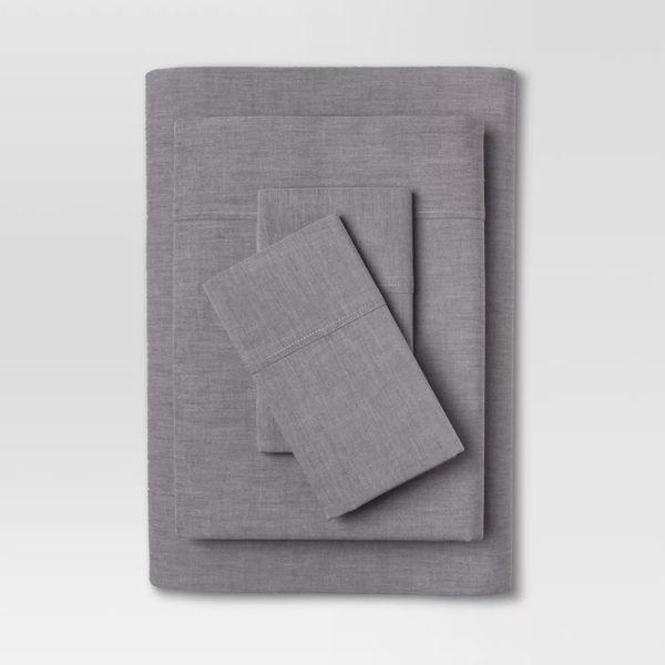 Threshold Vintage Washed Sheets