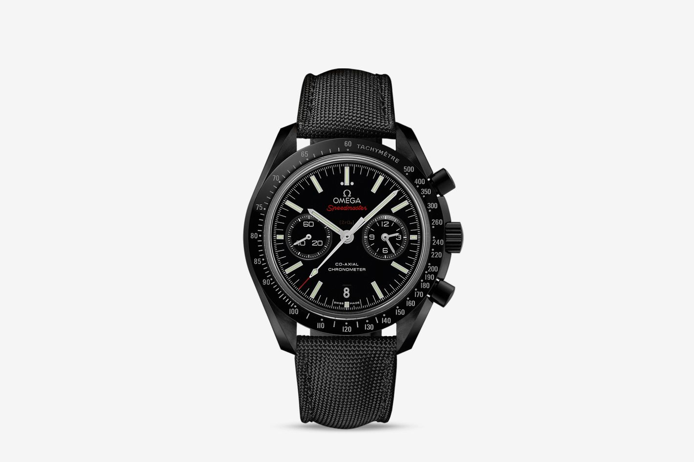 Omega Speedmaster Moonwatch Dark Side of the Moon Chronograph