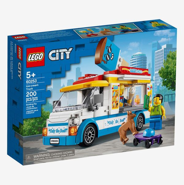LEGO City Ice-Cream Truck, Ages 5+