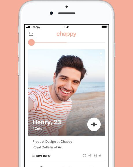 Standing in stark contrast to the notorious gay hookup app Grindr, Chappy prides itself