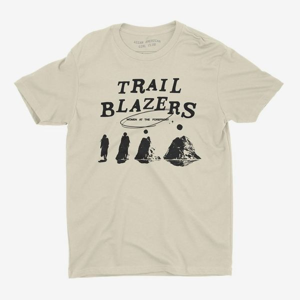 Asian American Girl Club Trailblazers: Women At The Forefront T-Shirt