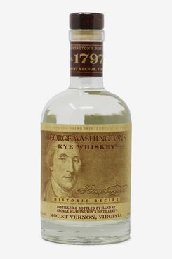 George Washington's Rye Whiskey