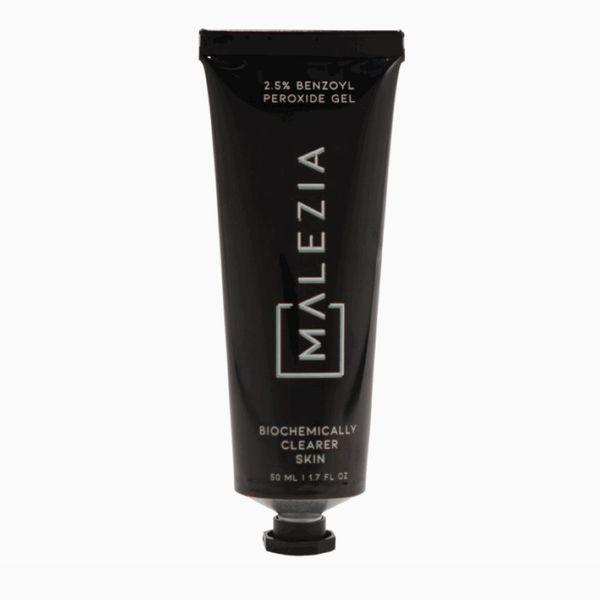 Malezia Acne Treatment Gel (2.5% Micronized Benzoyl Peroxide)