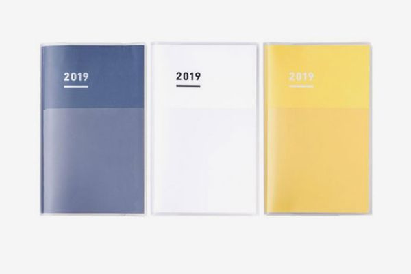 8. Kokuyo Jibun Techo 2019 Diary A5 (New entry)