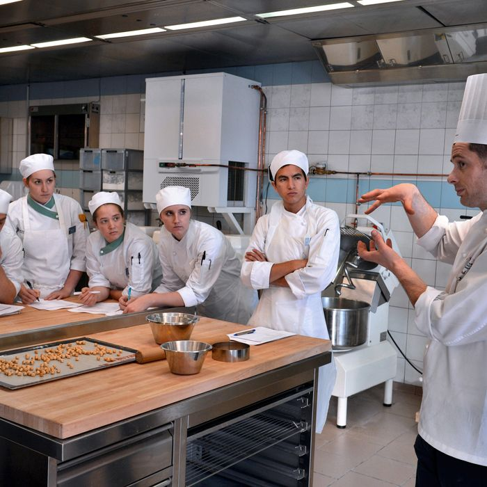 Kitchen Academy: Is Cooking School Really Worth It? Culinary Institute