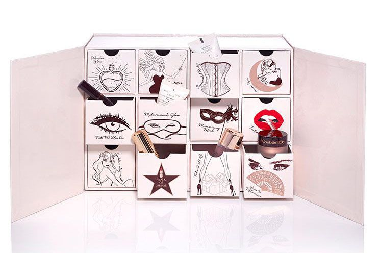 Charlotte Tilbury Naughty & Nice Magic Box
