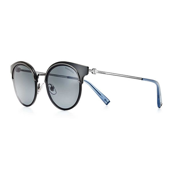 Tiffany T Round Sunglasses