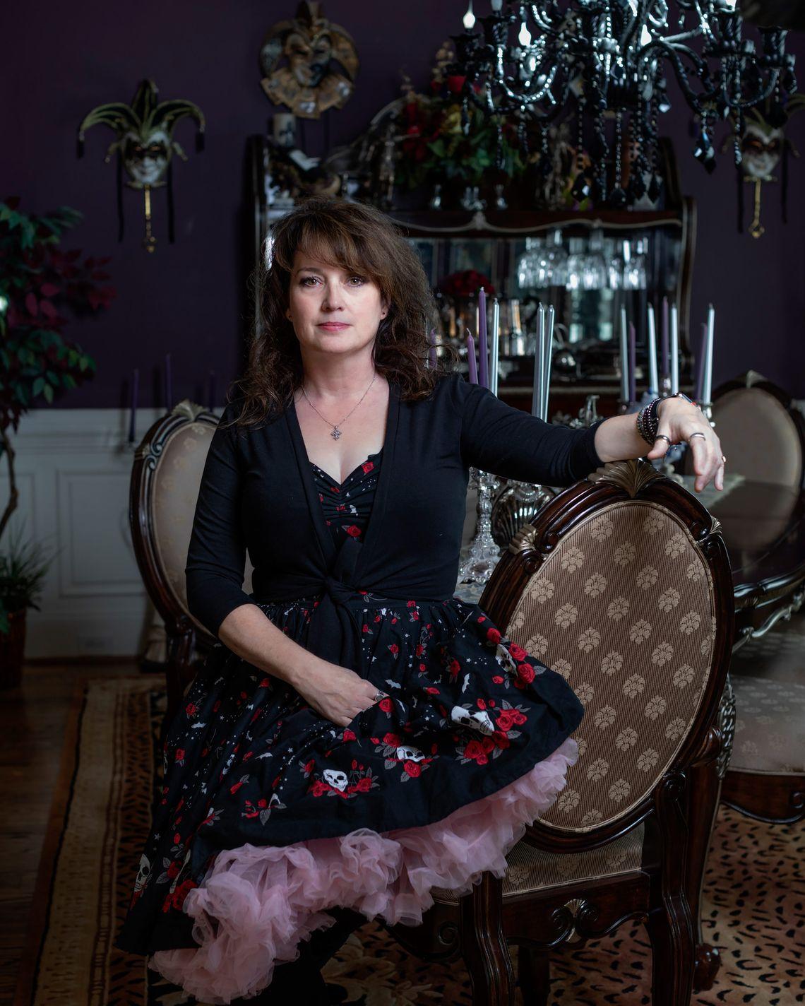 Sherrilyn Kenyon Said Her Husband Poisoned Her  Was It True?
