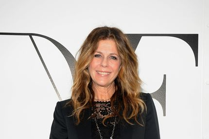 "Rita Wilson attends ""The Conversation Launch Celebration at DVF Studio on May 6, 2012 in New York City."