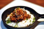 What to Eat at Mira Sushi, Now Serving Kyoto Sloppy Joes in the Old Silk Rd Tavern Space