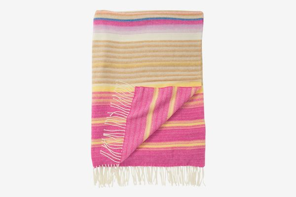 Missoni Home Valerico Wool Blend Throw Blanket