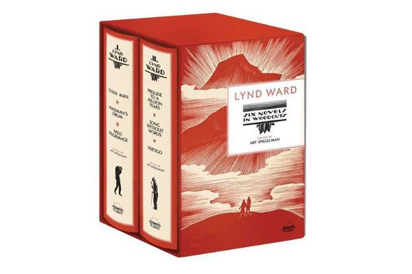 Lynd Ward: Six Novels in Woodcuts (Library of America, Nos. 210 & 211)