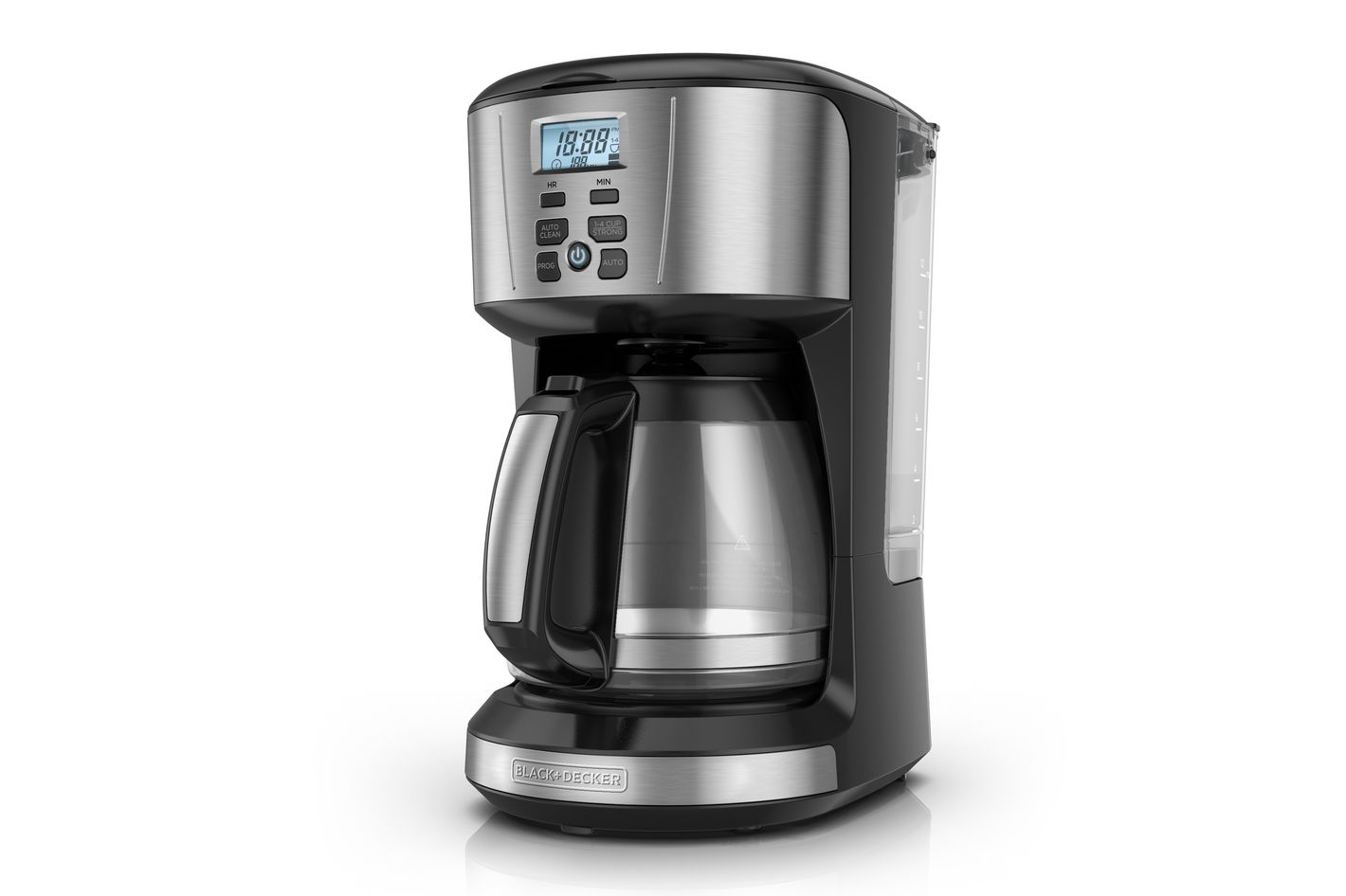 Black + Decker 12-Cup Programmable Coffee Maker