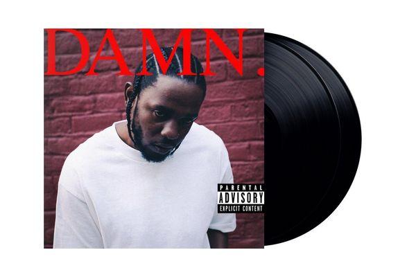 DAMN. Vinyl Record