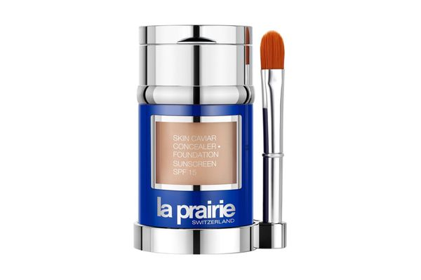 La Prairie Skin Caviar Concealer and Foundation SPF 15
