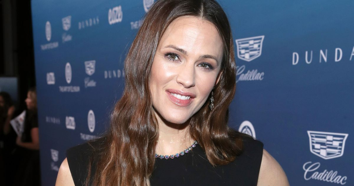 Jennifer Garner Crowned People's Most Beautiful Person, Is Confused About It
