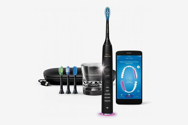Brosse à dents électrique rechargeable Philips Sonicare DiamondClean Smart 9500